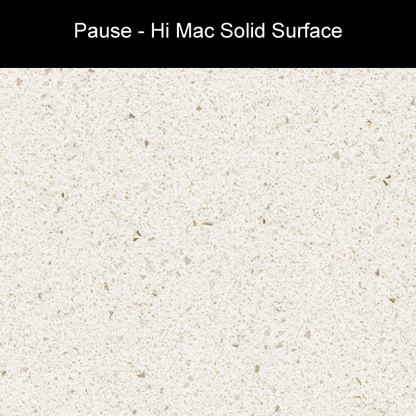 Pause | Hi Mac Solid Surface Counter Tops | Amarillo Plastic Fabricators
