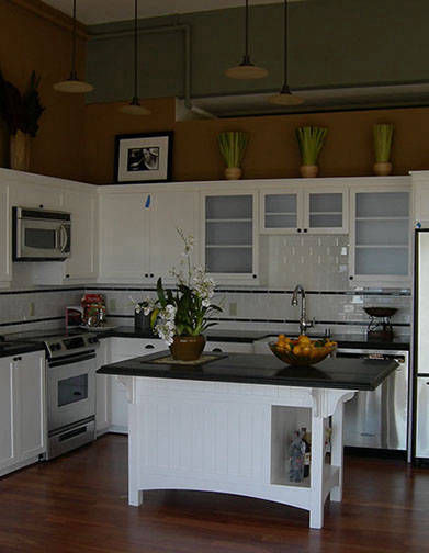 Kitchen Layouts in Amarillo Island | Amarillo Plastic Fabricators